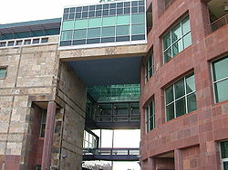 UTSA's downtown campus.