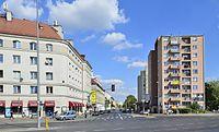 Ulica Chełmska przy Sobieskiego i Belwederskiej.jpg