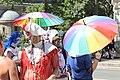 Umbrellas of Sisters of Perpetual Indulgence, Paris Pride 2019.jpg