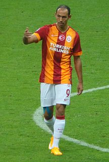 Umut Bulut Turkish footballer