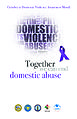United States Military, Domestic Violence Awareness Month Poster September 2011.jpg