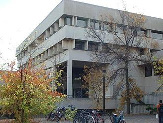 University of Manitoba - University Centre