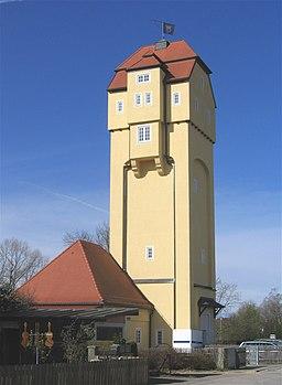 Unterhaching Wasserturm 1