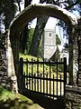 Unusual gate to Braddock church - geograph.org.uk - 492629.jpg