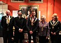 Unveiling ceremony for the portrait of the Mayor of Macclesfield..jpg