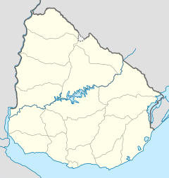 Progreso is located in Uruguai