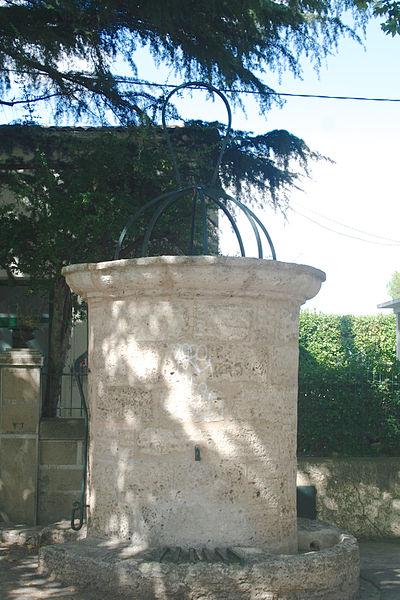 Usclas-d'Hérault (Hérault) - puits