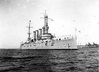 USS <i>California</i> (ACR-6) Pennsylvania-class cruiser