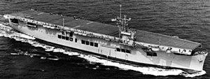 USS Sangamon (CVE-26) - Image: Uss sangamon CVE 26