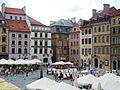 VARSOVIA. Plaza del Mercado de la Ciudad Vieja (Rynek Starego Miasta) 3.JPG
