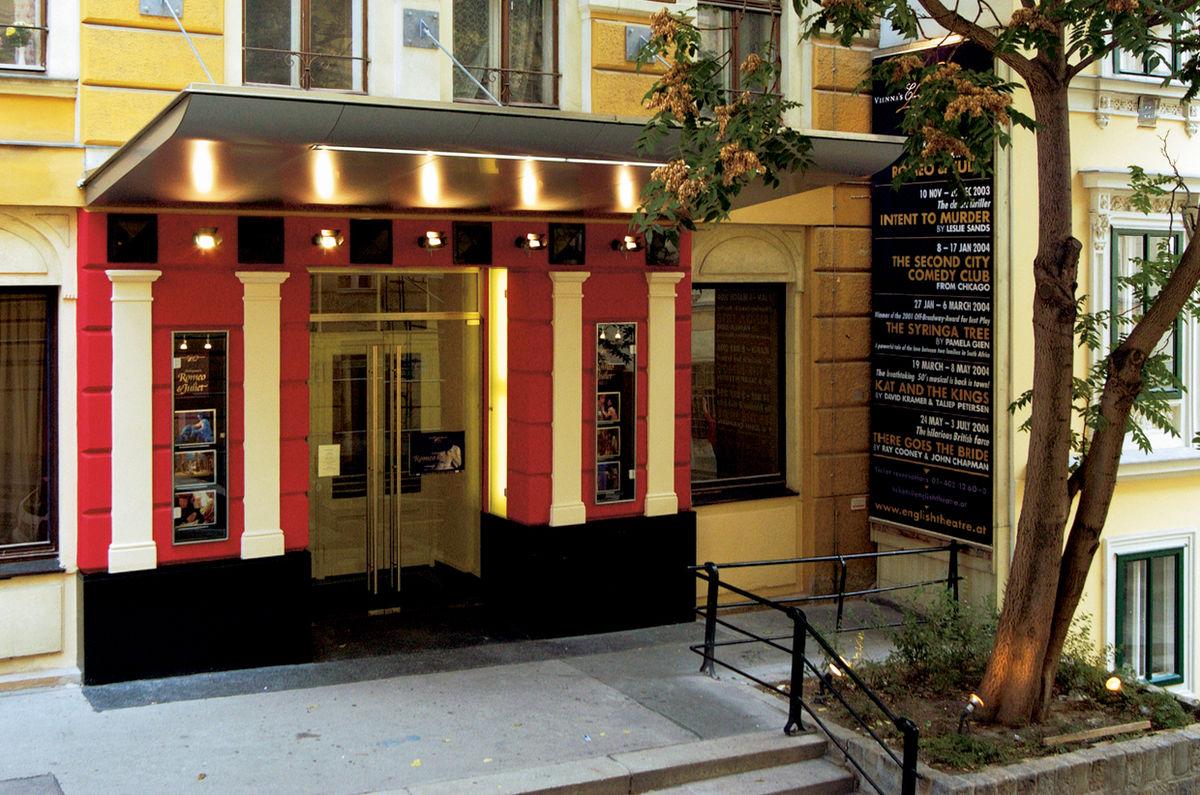 Vienna U0026 39 S English Theatre