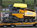 VOGELE Road Paver SUPER 1603-2 owned by van Gelder pic1.JPG