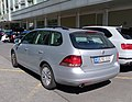 VW Golf SW Swiss diplomatic plate (UAE) (42178220635).jpg