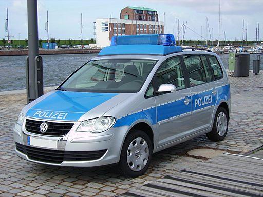 VW Polizeiwagen