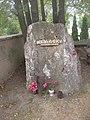 Vaclav Babinsky grave Prague-Repy CZ 01.JPG