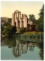 Valle Crucis Abbey, Llangollen, Wales-LCCN2001703519.tif