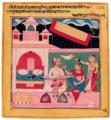 Varati Ragini from chawand Ragamala 1605.png