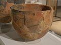 Vas ceràmic globular, Mola Alta de Serelles (Alcoi), museu de Prehistòria de València.JPG
