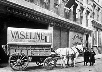 Vaseline - An image from Vaseline company archives