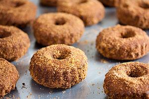 Cider doughnut