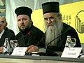 Velibor Džomić & Amfilohije Radović.jpg