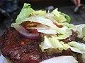 Venison burger (1346627361).jpg