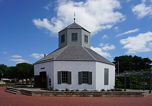 Architecture of Fredericksburg, Texas - Vereins Kirche