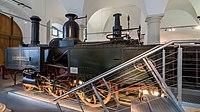 Verkehrsmuseum Dresden Güterzug - Tenderlok Muldenthal V.jpg