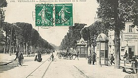 Image illustrative de l'article Boulevard de la Reine