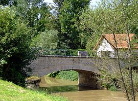 Bridge on the Ouche