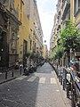 Via San Sebastiano of Napoli.JPG