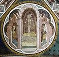 Via angelica, oratorio di s. urbano, volta, allegorie della venuta di cristo, xiv sec. 04 2.jpg