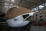 Victor Mk.1A in the restoration hangar, Imperial War Museum, Duxford. (Edited (30935435631).jpg