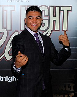 Image illustrative de l'article Victor Ortiz