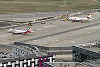 Vienna International Airport from the Air Traffic Control Tower 16.jpg