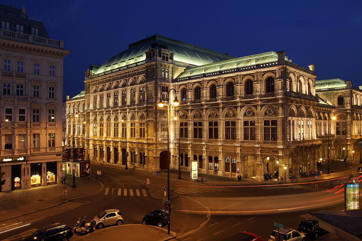 A Ópera de Viena, Wiener Staatsope