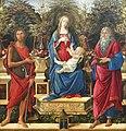 Vierge avec Saints (Gemäldegalerie, Berlin) (11328146525).jpg