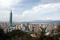 View From Elephant Peak, Taipei, Taiwan (5234598837).jpg