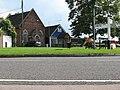 View across the main road to British Legion Club - geograph.org.uk - 1439887.jpg