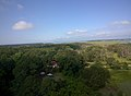 View from Assateague Lighthouse -throughglass (14677054343).jpg