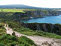View from Dinas Island coast path - geograph.org.uk - 533732.jpg