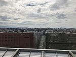 View from top of Hakata Station (west).jpg