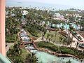 View of Aquarium and Pools from Royal Tower Rooms Atlantis 3.jpg
