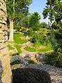 View of Rock Garden from Lighthouse, Harmon Park, Kearney NE.jpg