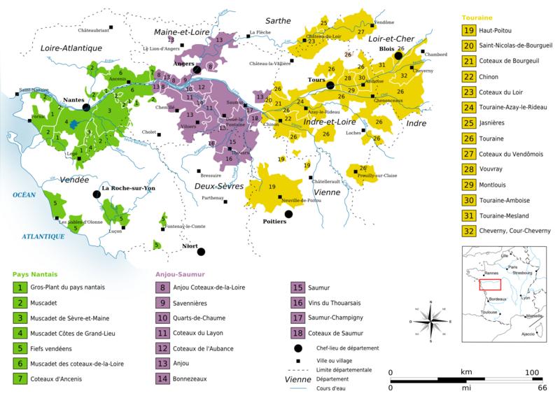 vins du languedoc carte