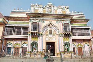 Ayodhya - Vijayraghav temple at Ayodhya