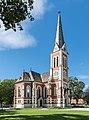 Villach Perau Wilhelm-Hohenheim-Strasse Evangelische Pfarrkirche 07092015 7148.jpg