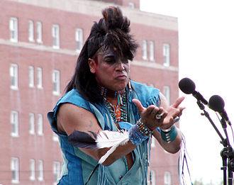 Felipe Rose - Image: Village People Indian