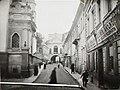 Vilnia, Vastrabramskaja. Вільня. Вастрабрамская (U. Džunkoŭski, 1914-15).jpg