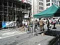 Vintage bicycles at Cheapside Market - geograph.org.uk - 890347.jpg